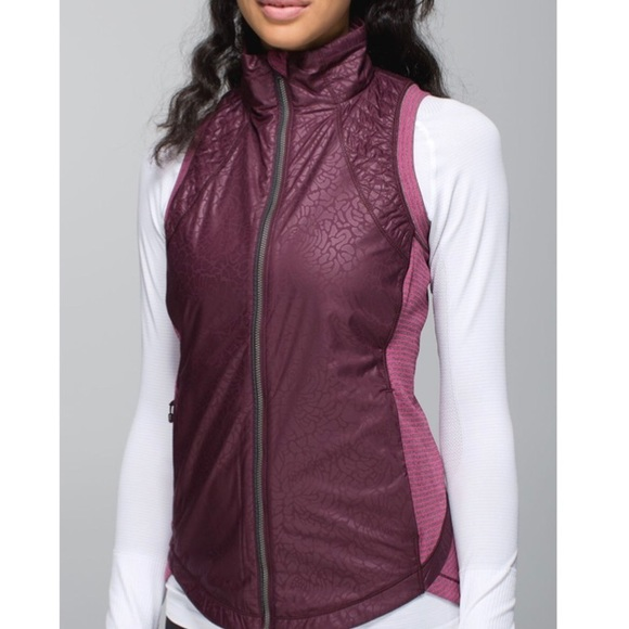 Lululemon Rebel Runner Vest
